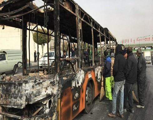 بالفيديو.. رصاص حي باتجاه متظاهرين في إيران
