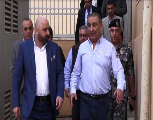 بالصور : الدكتور فطين البداد يستقبل رئيس مفوضية العقبة والوفد المرافق في مقر شركة البداد للطيران