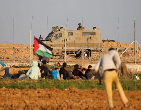 غزة : انطلاق جمعة الوفاء لشهداء الحرم الإبراهيمي