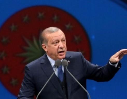 """أردوغان يدعو لوحدة المسلمين ضد محاولة """"أخذ الأقصى"""""""