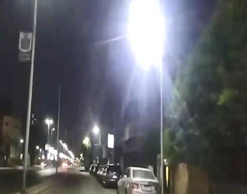 بالفيديو : حظر التجول في مصر