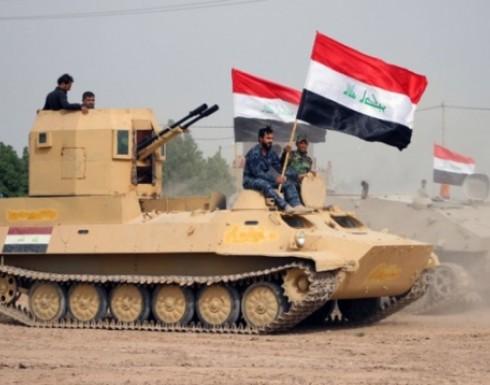 """حشود القوات العراقية تصل تخوم """"تلعفر"""" استعدادا لاقتحامه"""
