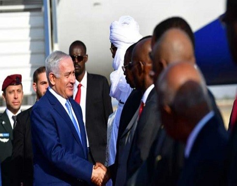 """نتنياهو يصل إلى تشاد في زيارة """"تاريخية"""""""