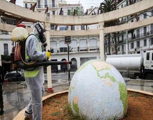 الصحة الجزائرية: 10 وفيات و199 إصابة جديدة بكورونا في البلاد