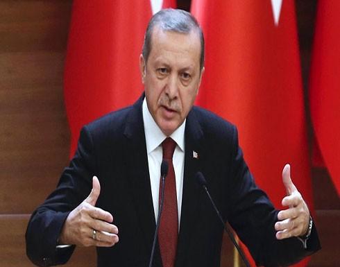 أردوغان يعلن الفوز برئاسة تركيا