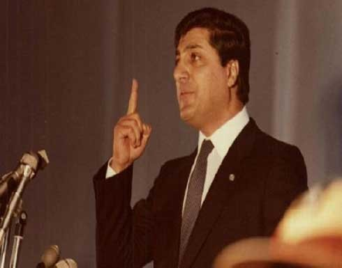 القضاء اللبناني يصدر حكما بالإعدام بحق منفذ عملية اغتيال الرئيس الاسبق بشير الجميل