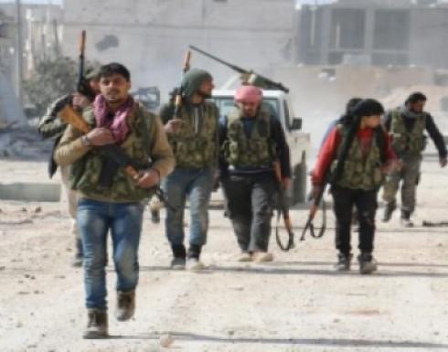 """""""الجيش الوطني"""" السوري يعلن دعمه عملية تركيا شرقي الفرات"""