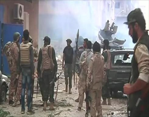 قتلى لقوات حفتر في هجوم تبناه تنظيم الدولة