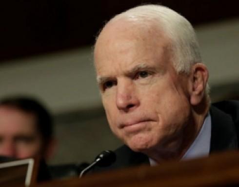 السيناتور الأمريكي ماكين: بوتين أخطر من داعش