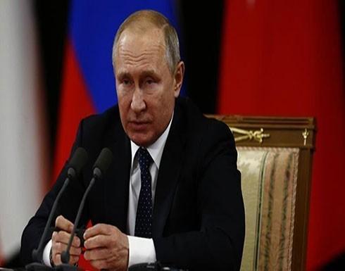 بوتين: الهجوم الإرهابي على المسجدين هدفه زعزعة نيوزيلندا