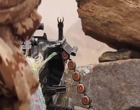 الجيش اليمني يتصدى لهجوم حوثي في جبهة صرواح غرب مأرب