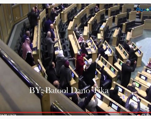 فيديو : هكذا تم التصويت على قانون العفو العام