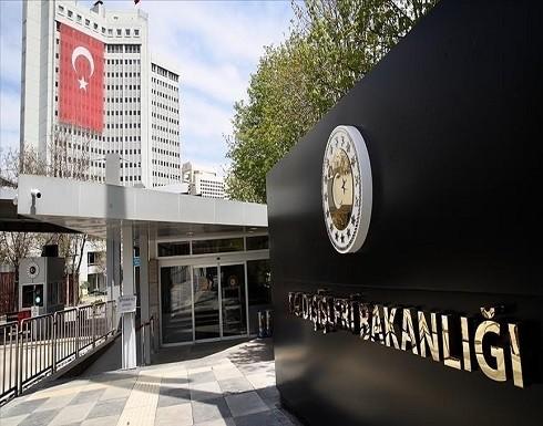 تركيا تدين اعتداءات المسجد الأقصى وتدعو إسرائيل للتعقل