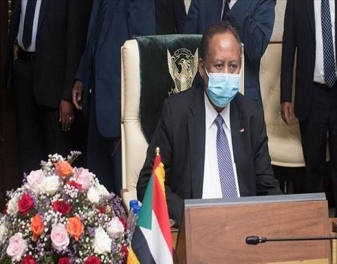 رئيس الوزراء السوداني: الحكومة المقبلة تضم 25-26 وزيرا