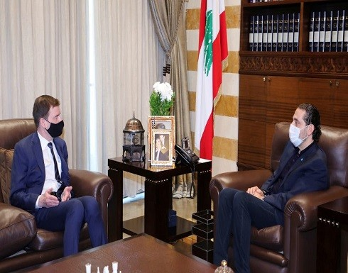 أميركا تحث زعماء لبنان على إنهاء الأزمة السياسية
