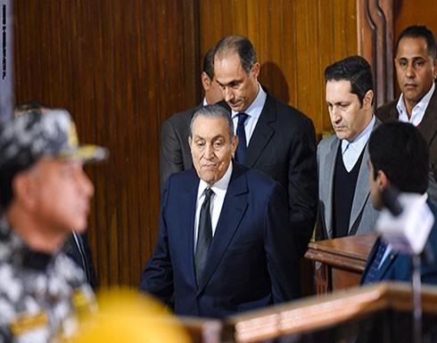 شاهد : حسني مبارك يتحدث عن ذكريات أكتوبر 73 في فيديو نادر