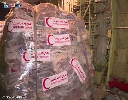 . مساعدات مصرية لإغاثة السودان من الفيضانات