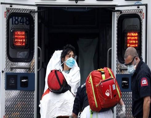 معهد هوبكنز: حصيلة الوفيات بكورونا في الولايات المتحدة تتجاوز 14 ألف حالة