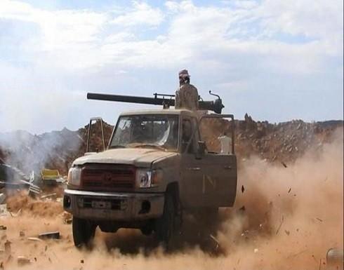 الجيش يصد هجوما حوثيا قرب مطار تعز.. ومقتل 8 انقلابيين