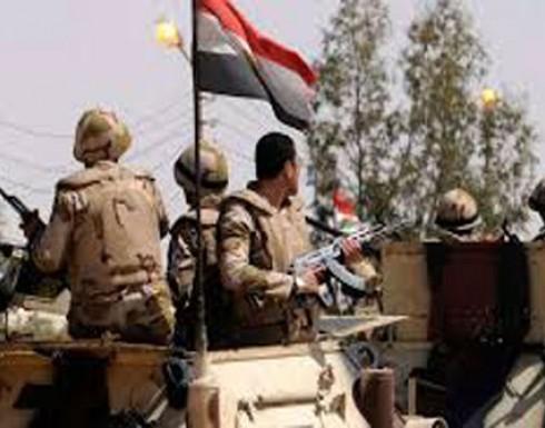 عملية جديدة في سيناء.. ضرب 7 بؤر إرهابية