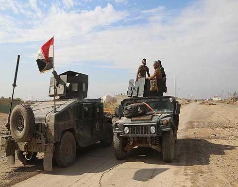 تعزيزات عسكرية تصل سد الموصل شمالي العراق