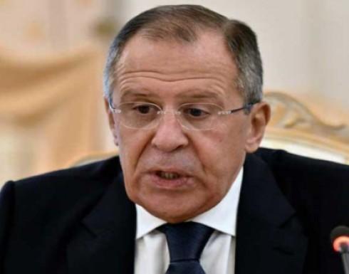 لافروف: موسكو تنتظر مقترحات أمريكية بشأن تعاون في سوريا
