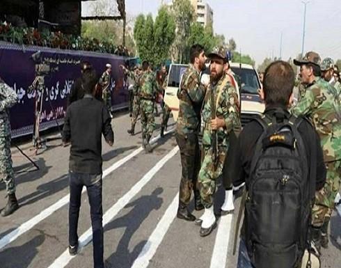 المقاومة الأحوازية تتبنى الهجوم على الحرس الثوري الإيراني