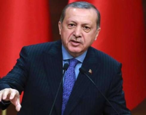 """اردوغان: تركيا والولايات المتحدة يمكنهما تحويل الرقة السورية إلى """"مقبرة"""" للجهاديين"""