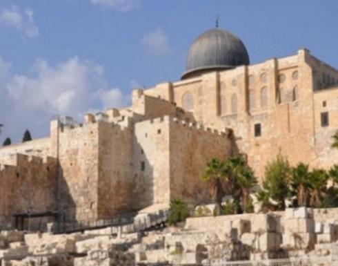 متطرفون يهود يسعون لذبح قرابين قرب الأقصى