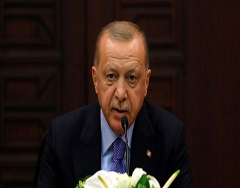 أردوغان: سنقوم بخطوات إن لم نتوصل إلى اتفاق مع الولايات المتحدة خلال أسبوعين