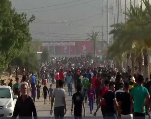 العراق.. تظاهرات شعبية دعماً للجيش