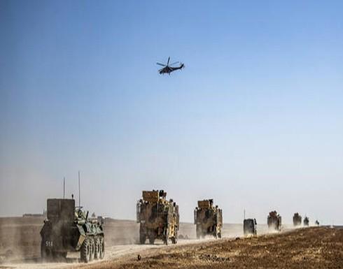"""""""سانا"""": الجيش الأمريكي يخرج شاحنات محملة بحبوب مسروقة من الحسكة إلى شمال العراق"""