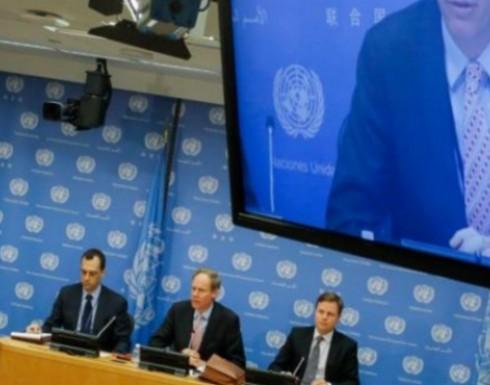 روسيا والصين تقترحان وبريطانيا ترفض التحقيق بكيميائي الموصل