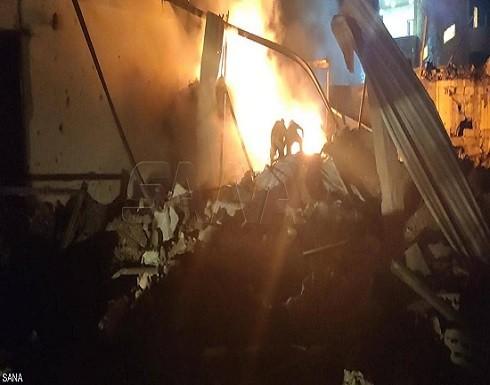 فيديو.. قتلى وجرحى في هجوم إسرائيلي على اللاذقية وطرطوس