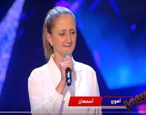 حكاية العجوز المغربية التي رفضتها لجنة تحكيم «the voice» (فيديو)