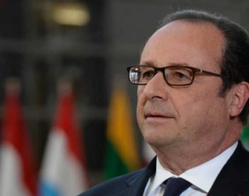 أولاند يقول إن بريطانيا يجب أن تدفع ثمناً لخروجها من الاتحاد الأوروبي