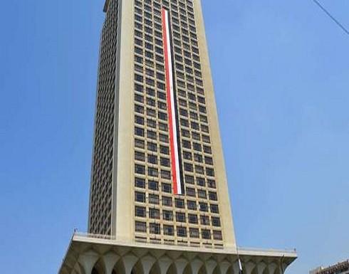 الخارجية المصرية تدين اقتحام السلطات الإسرائيلية للمسجد الأقصى