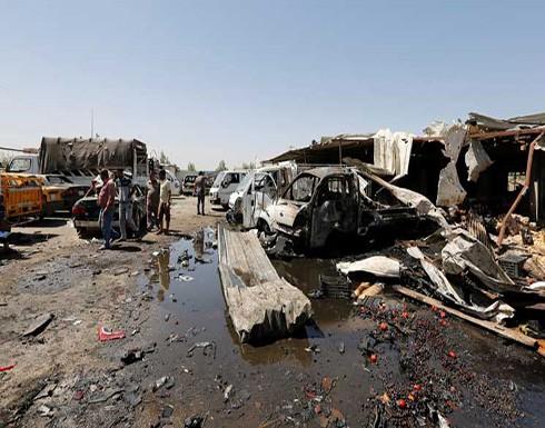 تنظيم الدولة يتبني تفجير المثني شرقي الموصل (تفاصيل)