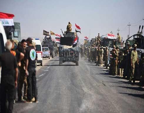 حزب البارزاني: القوات العراقية تتقدم نحو أربيل