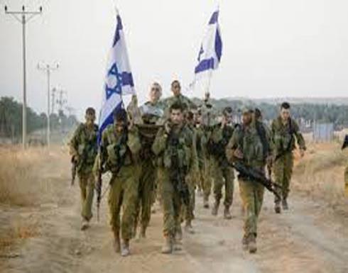 تمرين للجيش الإسرائيلي يُحاكي إمكانية نشوب حرب مع لبنان