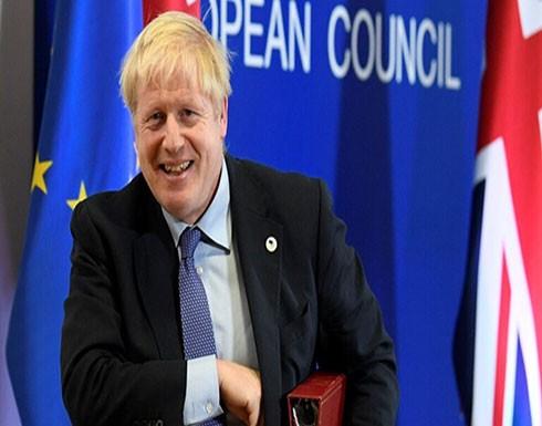 """جونسون واثق من تأييد البرلمان البريطاني لصفقة """"بريكست"""" الجديدة"""