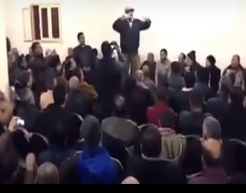وجهاء سيناء يمهلون الحكومة أسبوعا للإفراج عن معتقلين