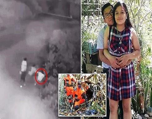 ترمي طفلها في الماء خوفاً على علاقتها العاطفية في غواتيمالا .. بالفيديو