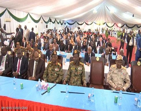 انطلاق مفاوضات السلام السودانية في جوبا