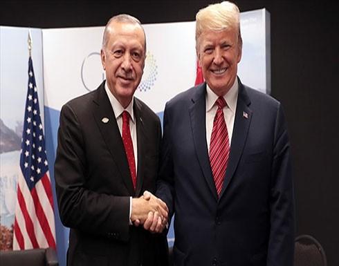 أردوغان وترامب يتفقان على الانسحاب الأمريكي من سوريا