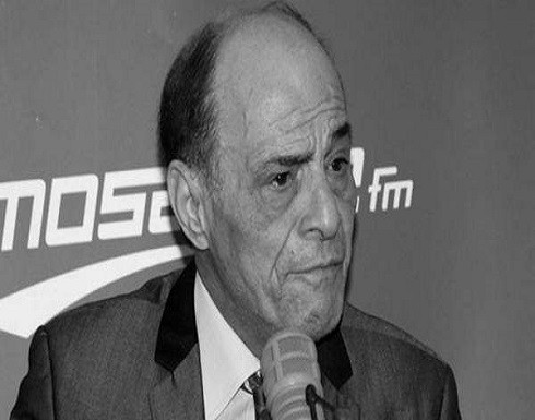 وفاة الفنان التونسي قاسم كافي عن عمر 75 عاماً