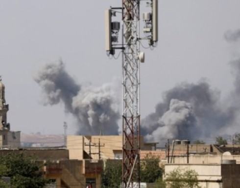 """القوات العراقية تمشط غربي الموصل بعد هجوم لـ""""الدولة"""""""