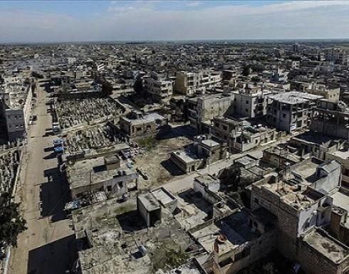 """فيديو :المعارضة السورية المعتدلة تستعيد """"سراقب"""" من النظام"""