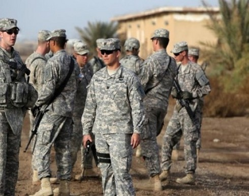 مجدداً.. استهداف رتل للتحالف الدولي في العراق