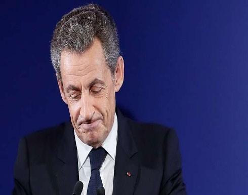 الإفراج عن الرئيس الفرنسي الأسبق ساركوزي بعد انتهاء استجوابه
